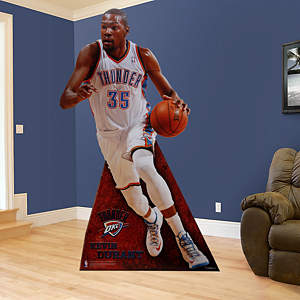 Life-Size Kevin Durant Stand Out cut out from Fathead